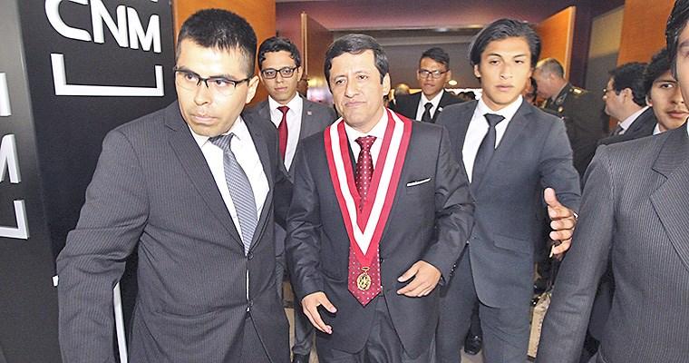 Denuncia en el CNM será evaluada en diciembre — Caso Pablo Sánchez