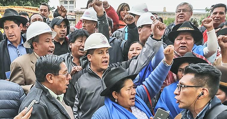 Presidente Evo Morales visitará Brasil el 5 de diciembre