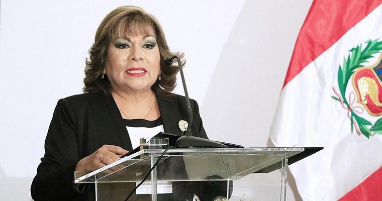 Fiscal Luz Ibáñez fue elegida jueza de la Corte Penal Internacional