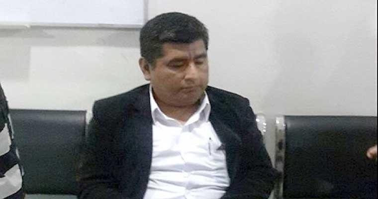 Detienen a alcalde de VMT sospechoso de liderar organización criminal