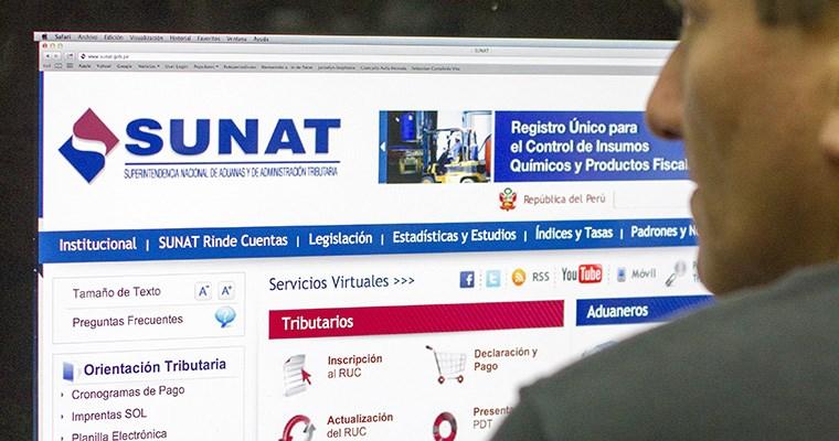 Se podrá declarar y pagar impuestos desde el celular — Sunat