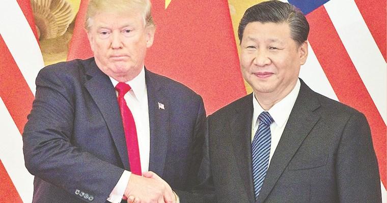 Trump decepcionado con China por suministrar petróleo a Corea del Norte