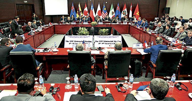Países del Asia-Pacífico logran pacto comercial-EL CPTPP ES EL ACUERDO MÁS AMBICIOSO DEL MUNDO