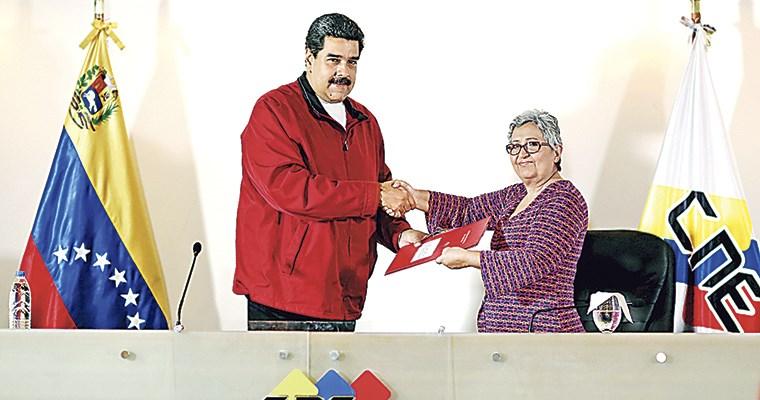 Gobierno está empeñado en celebrar elecciones el 8 de abril #1Feb — Roig