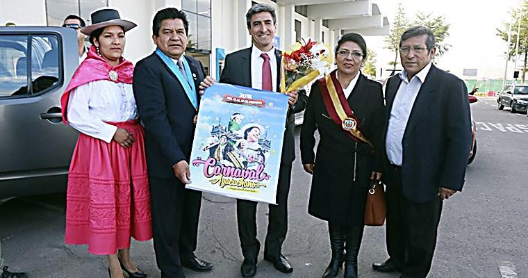Tablas de Sarhua serán declaradas Patrimonio Cultural, señaló Alejandro Neyra