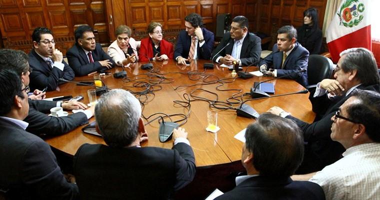 Ejecutivo formulará pedido de aclaración del Congreso ante Corte IDH