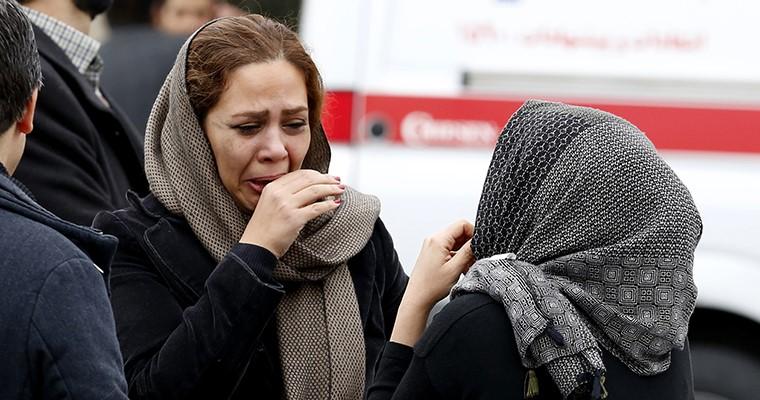 Murieron 66 personas al estrellarse un avión comercial