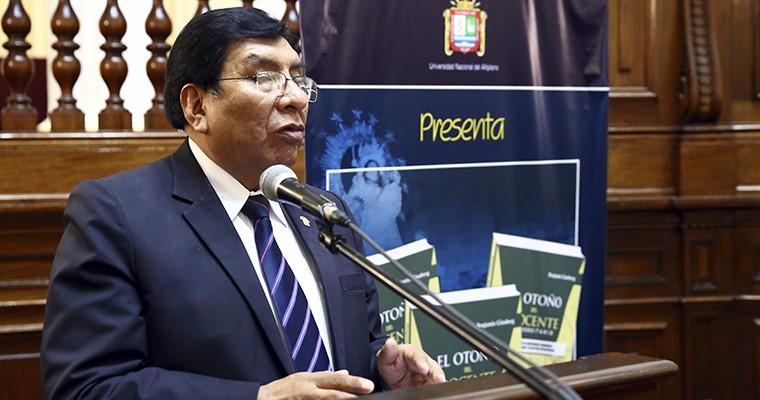 Congresista Lucio Ávila renunció irrevocablemente a Fuerza Popular