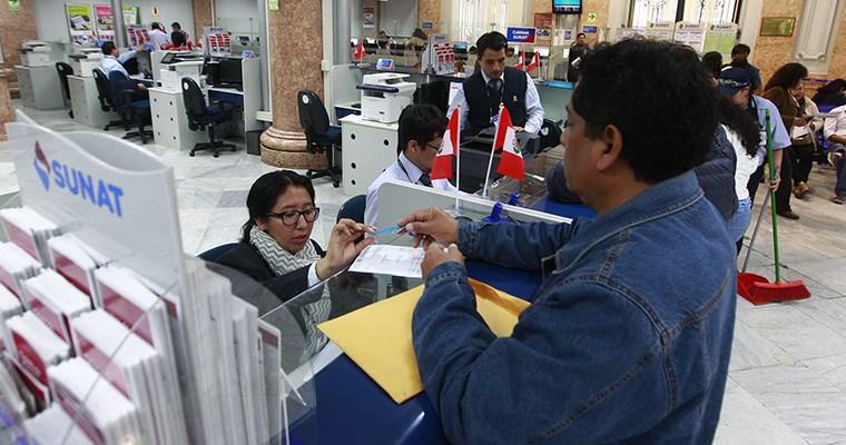 Se aprobó ley que obliga a la Sunat a devolver impuestos pagados o retenidos en exceso