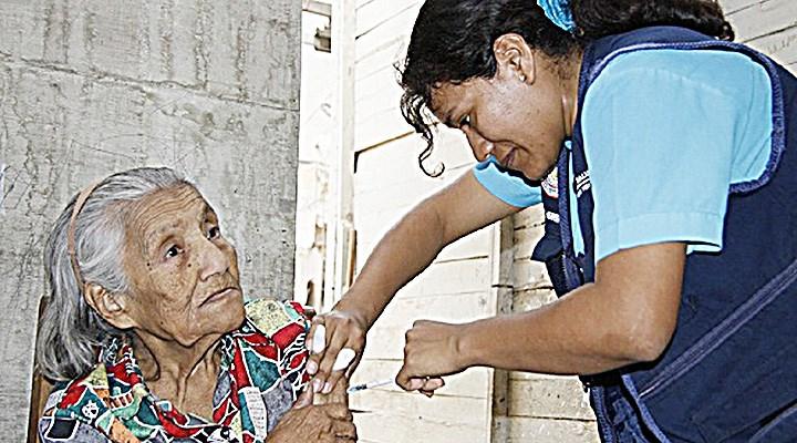 Vacunación incompleta — Alerta por sarampión