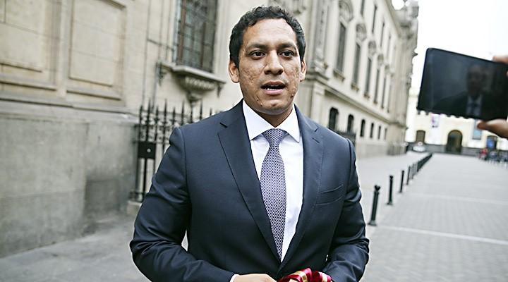 Asumió Vizcarra como nuevo presidente