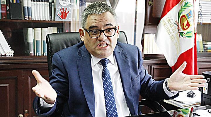 Poder Judicial ordenó la liberación del número 2 de Sendero Luminoso