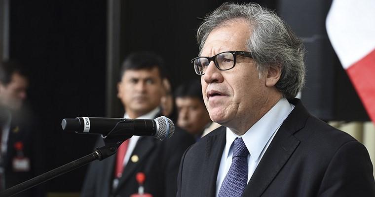 La reelección no es un derecho humano — Luis Almagro