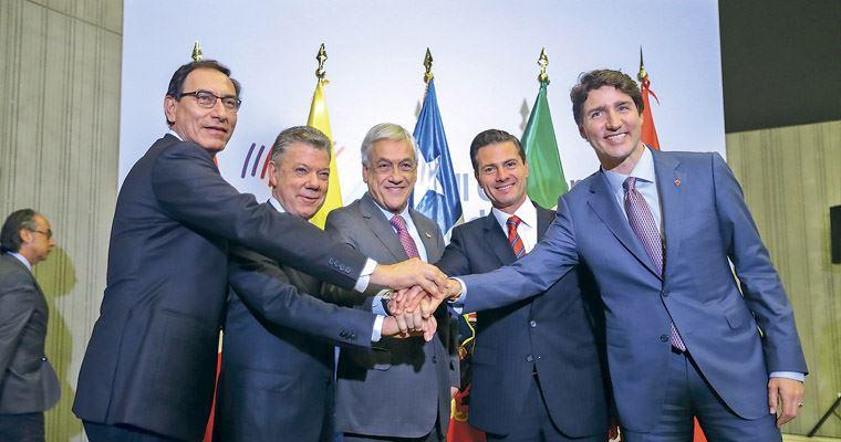 Alianza del Pacífico amplía membresía