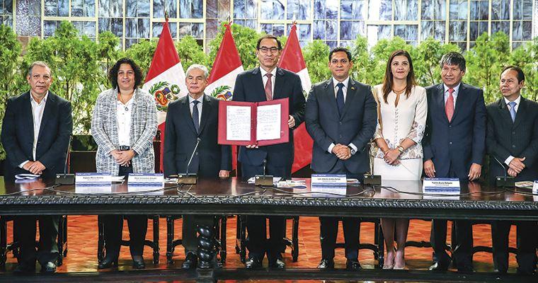 El Perú Asume Firme Compromiso Ambiental