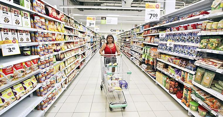 Congreso aprobó por insistencia el etiquetado de semáforo nutricional