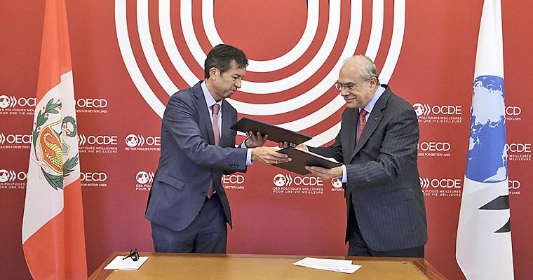 OCDE mejora sus pronósticos para la economía mexicana