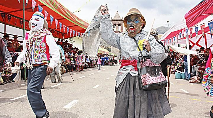 Rescatan danza originaria de Kunturkanki en Cusco