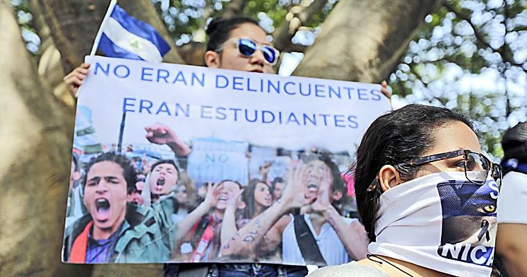 Ataque a estudiantes de Nicaragua jaquea el diálogo con el gobierno