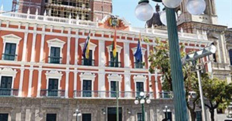 Morales se muda del Palacio Quemado a la Casa Grande del Pueblo