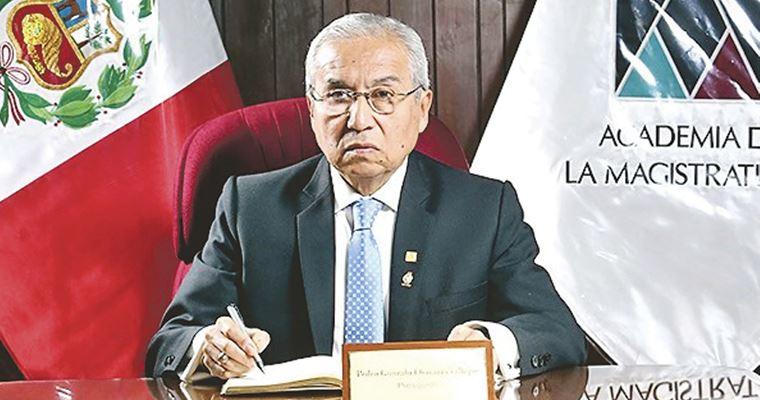 Fiscal sobre Chávarry: No todas las mentiras te descalifican