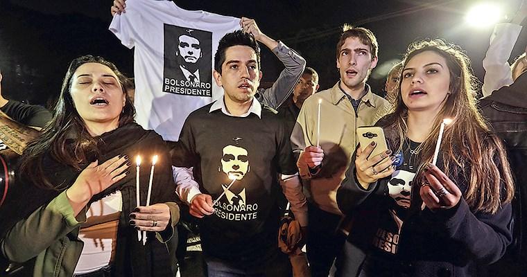 Atacante del candidato a presidente de Brasil confesó por qué lo hizo