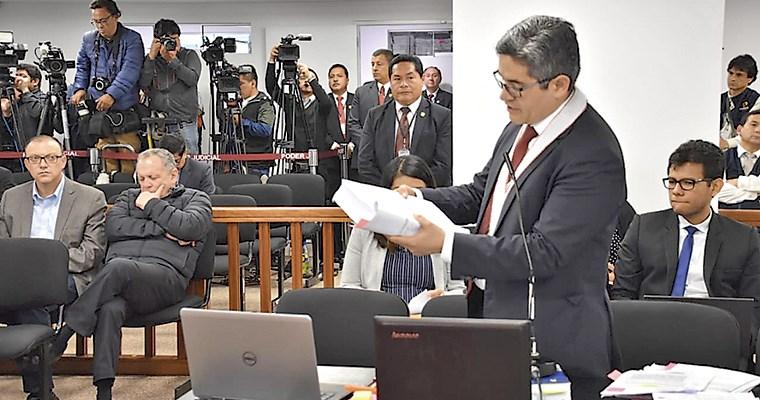 Juez suspende audiencia sobre el caso de Keiko Fujimori