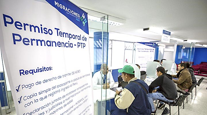 Citas en linea ptp para venezolanos