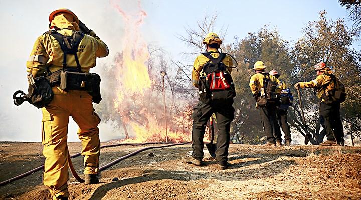 Aumenta a 42 cifra de muertos por incendio en California