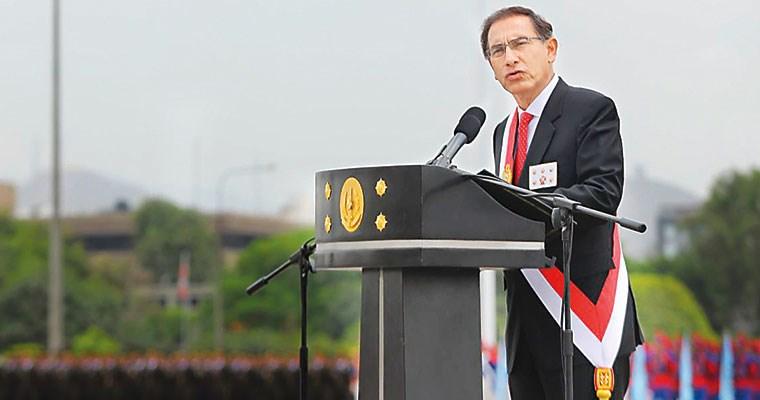 Referéndum es la democracia en su esencia más clara — Presidente Vizcarra
