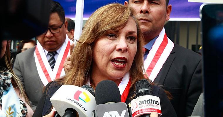 El fiscal general de Perú renuncia por 'caso Odebrecht'