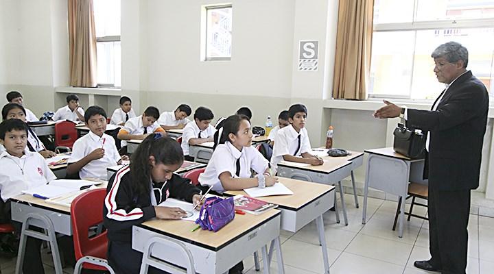Notas Con Letras Reflejará Nivel De Logro De Escolares