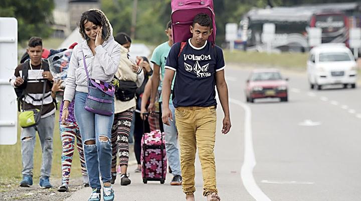 Venezuela es la segunda población de más refugiados en el mundo — Smolansky