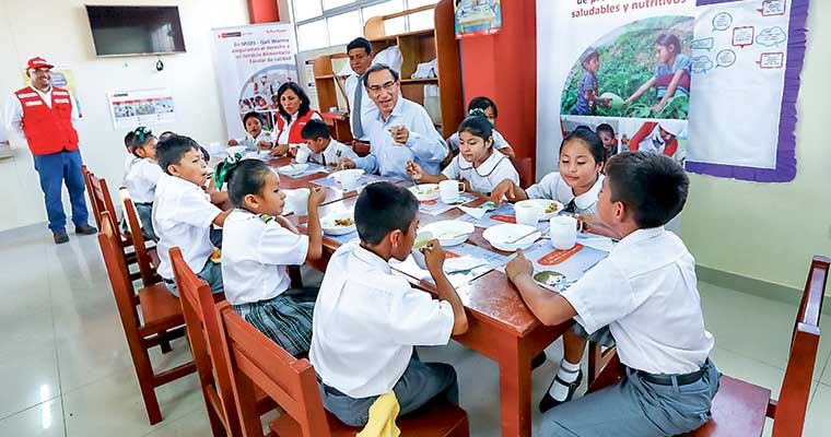Gobierno Invertirá S/ 3,000 Millones Este Año En Colegios