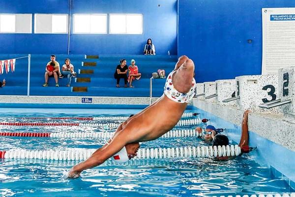 Resultado de imagen para Juan Leon  nadador