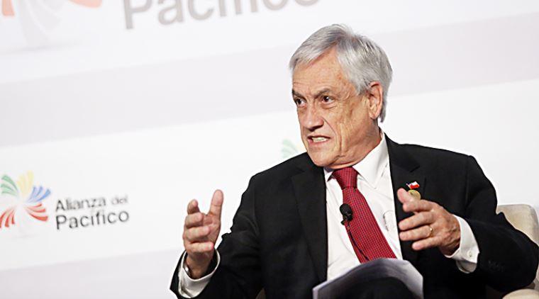 Salvo Perú, demás países de AL están estancados — Sebastián Piñera
