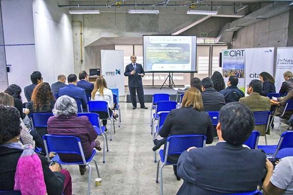 Nuevo impulso a la recarga artificial por SEDAPAL, Perú