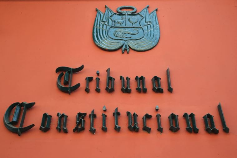 Tribunal Constitucional rechaza a primo de Olaechea