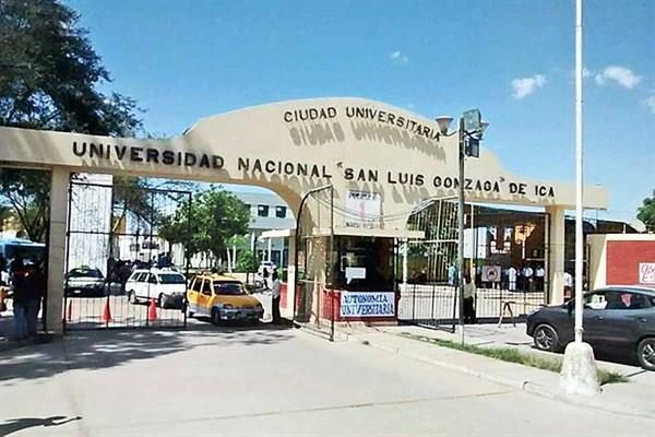 Activan plan de emergencia para universidad de Ica - El Peruano
