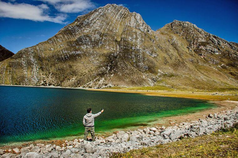 Cajabamba amanece entre lagunas y cascadas - El Peruano