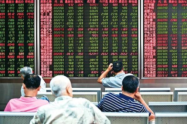 Los mercados de China se desploman por el impacto del coronavirus