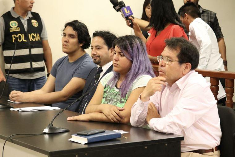 Cuñado de Solsiret Rodríguez confesó crimen   ACTUALIDAD — Lima