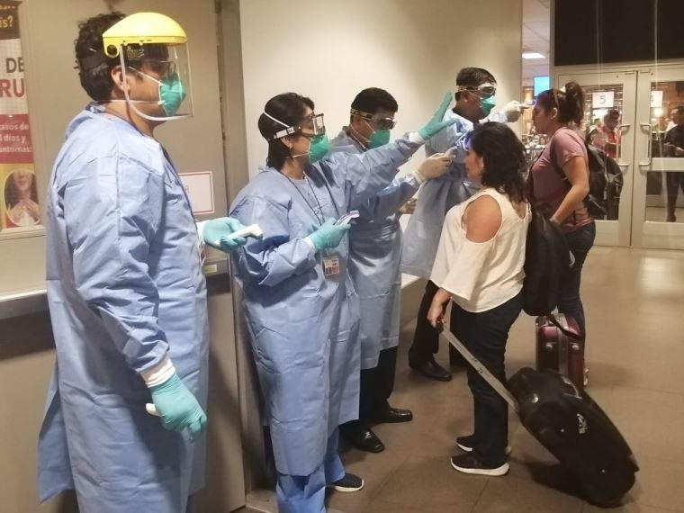 Perú confirmó el primer caso de coronavirus