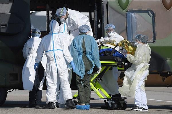 Van más de 41 mil muertos en el mundo por coronavirus