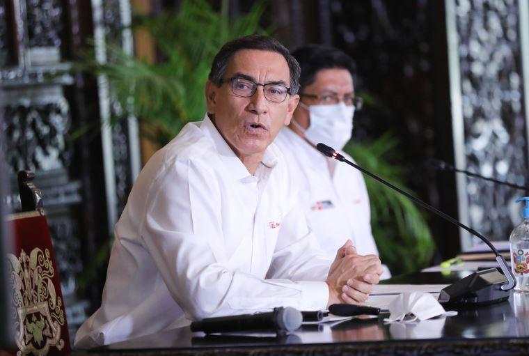Disponen reducción de sueldos del presidente, ministros y altos funcionarios del Estado