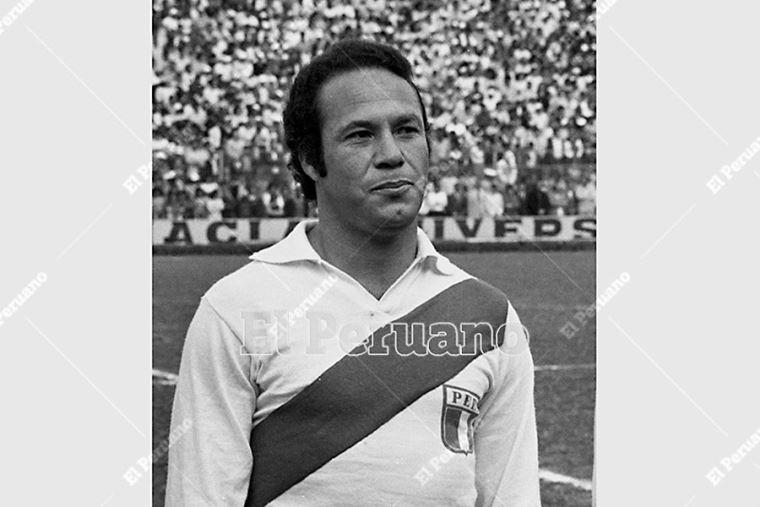 Muere exseleccionado peruano de fútbol Enrique Cassaretto