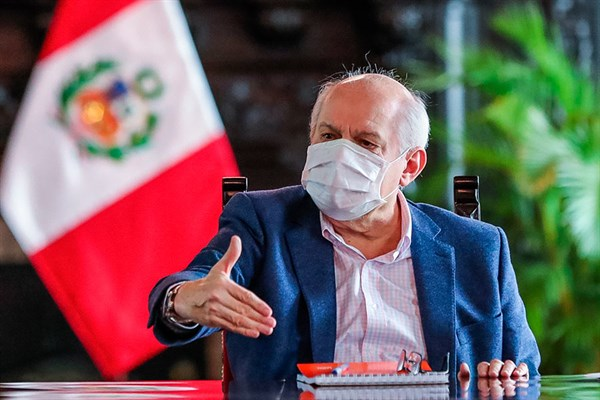 Pedro Cateriano se reúne con integrantes de Fuerza Popular