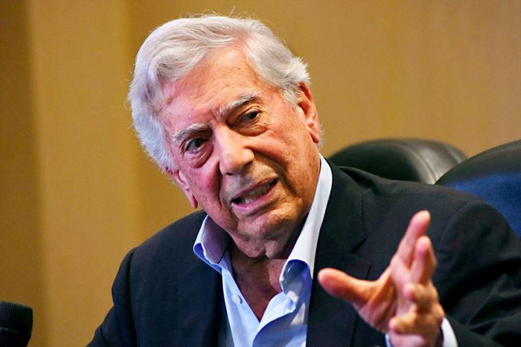 Mario Vargas Llosa se pronuncia tras la muerte de dos jóvenes en protestas