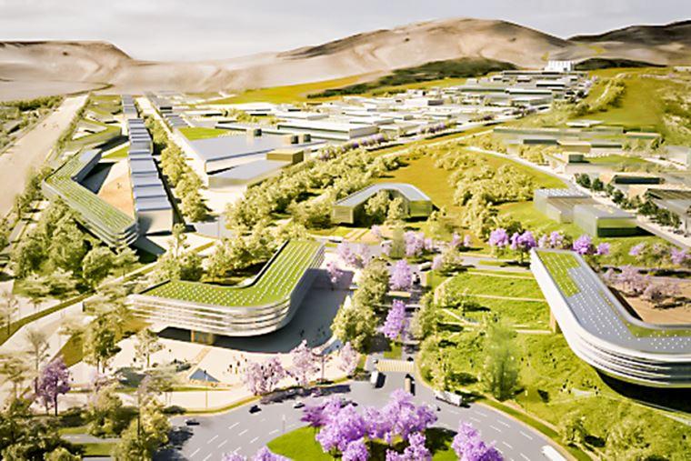 Inversión: Destinarán US$ 750 millones para desarrollar el Parque Industrial  de Ancón